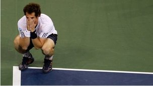 Andy Murray at championship
