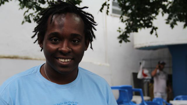 Junior de Oliveira, samba musician