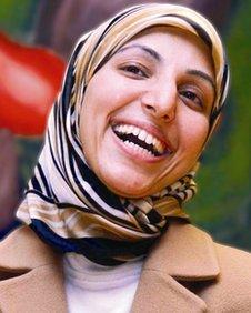 Former Respect leader Salma Yaqoob