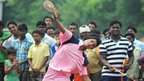 India transgender sporting event