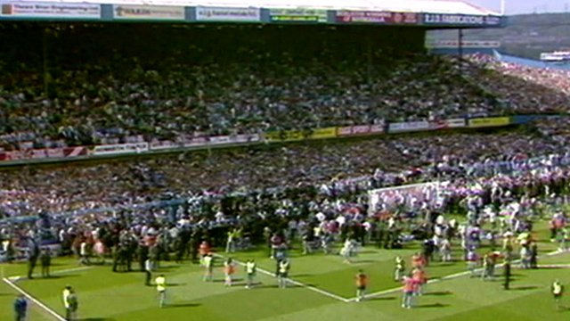 Hillsborough stadium disaster