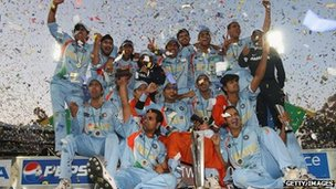 India won the inaugural Twenty20 World Cup