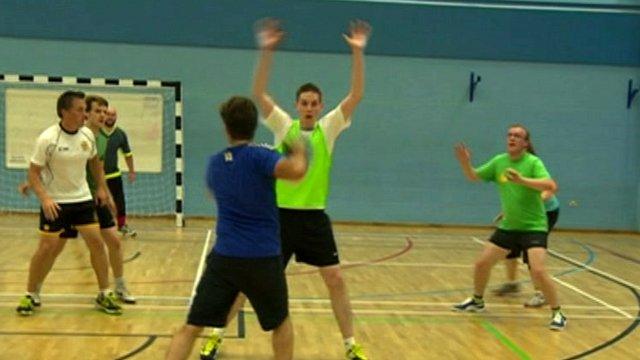 Handball class
