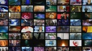 Television screens