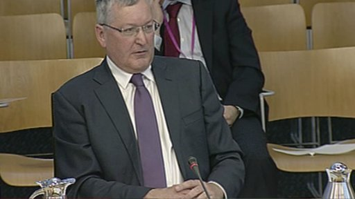 Enterprise and Tourism Secretary Fergus Ewing