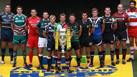 Premiership Rugby