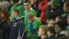 Northern Ireland supporters were left stunned and disappointed when Luxembourg grabbed a 1-1 draw in the World Cup qualifier