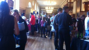Jobs fair in Worcester