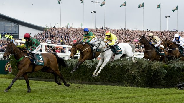 Grand National at Aintree