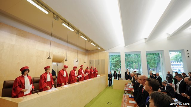 Germany's highest court