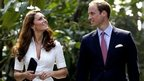 William and Kate - the Duke and Duchess of Cambridge