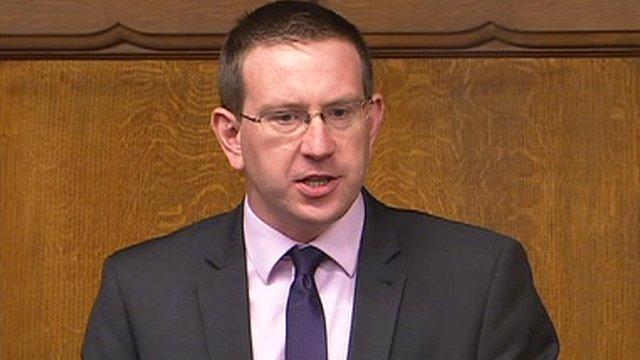 Labour MP Andrew Gwynne