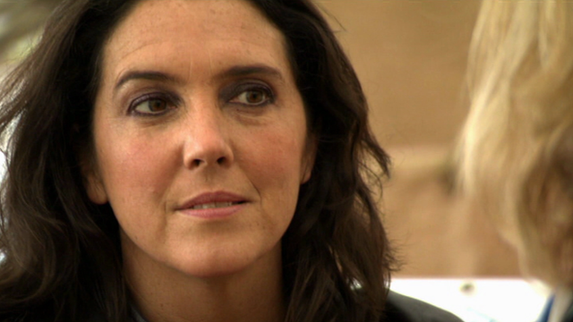 Historian Bettany Hughes talks with Professor Kate Cooper.