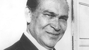 Cuban dictator Batista