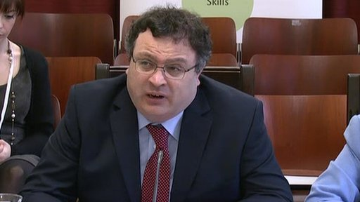 Employment Minister Stephen Farry