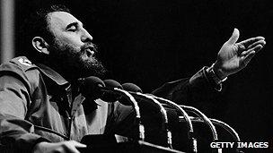 Fidel Castro, 1970