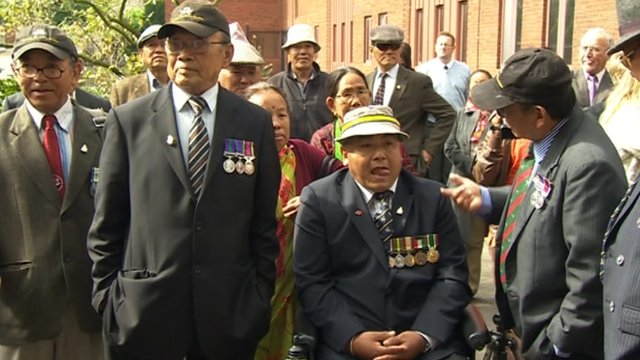 Reading opens new centre for Gurkha veterans
