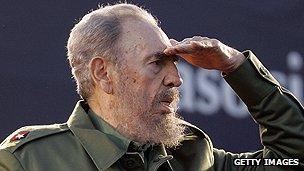 Fidel Castro in 2006
