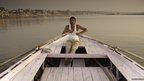Ferryman on the Ganges