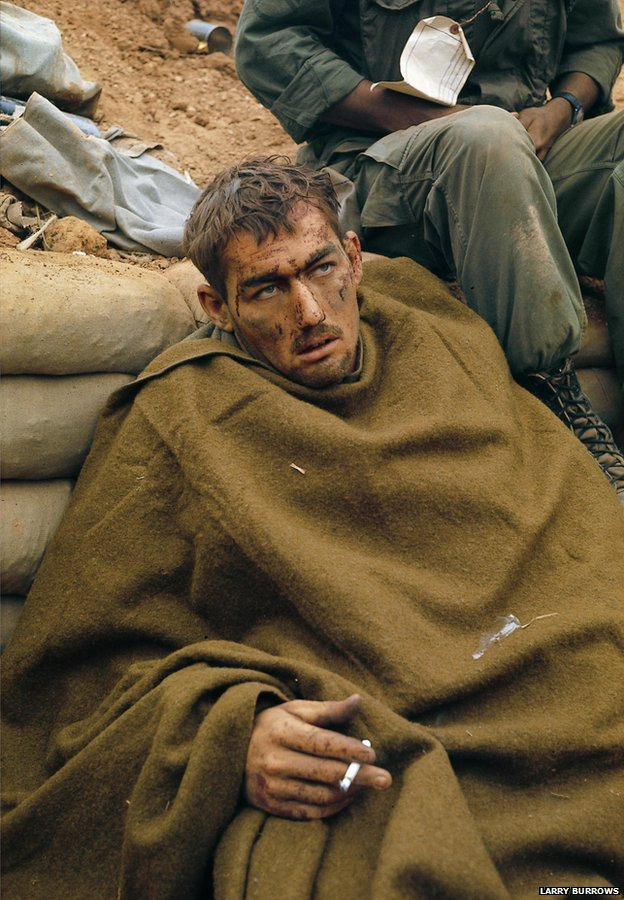 Khe Sanh by Larry Burrows