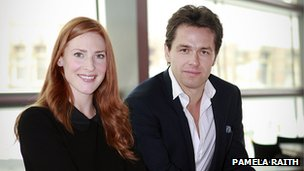 Rosalie Craig and Julian Ovenden