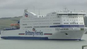 Brittany Ferries' Armorique