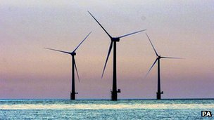 Offshore turbines