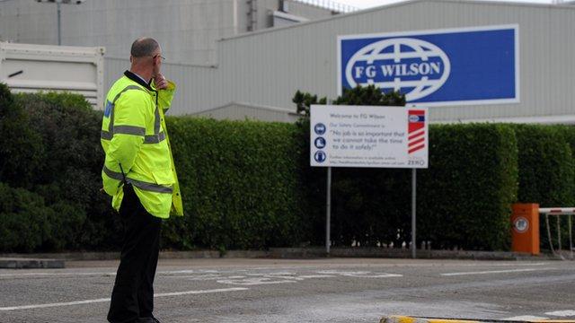 FG Wilson plant
