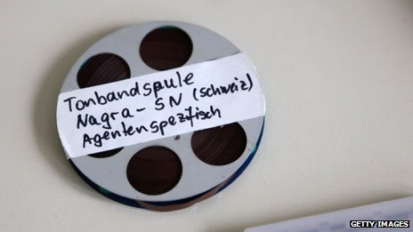 Stasi tape