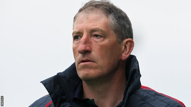 Kevin Ryan is being tipped to land the Antrim hurling job