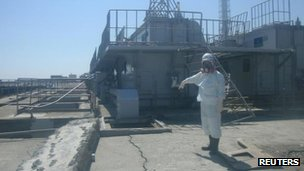 File photo: Fukushima Daiichi Nuclear Power Plant in Fukushima 