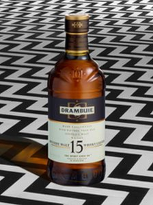 Drambuie 15 bottle