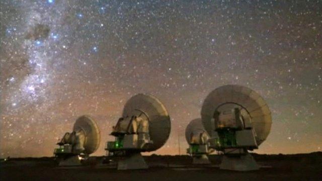 Chile stargazing