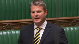 Stuart Andrew MP
