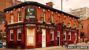 The Lass O'Gowrie