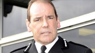 Sir Norman Bettison, Chief Constable of West Yorkshire