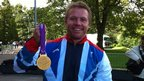 Craig Maclean, who won a cycling gold at the Paralympics
