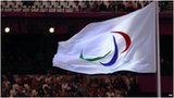 The Paralympic flag
