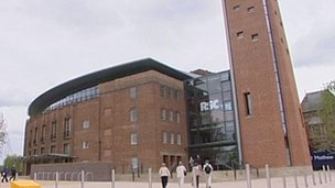 RSC in Stratford-upon-Avon