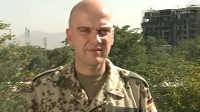 Brigadier General Gunter Katz