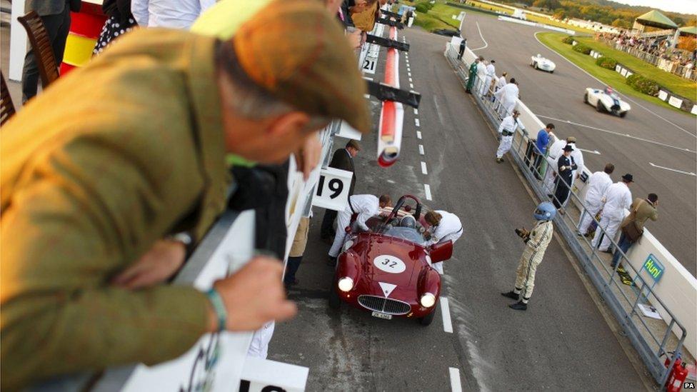 race overall goodwood