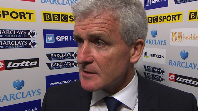Mark Hughes