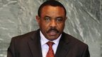 Ethiopia acting leader promoted