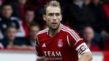 Aberdeen defender Russell Anderson