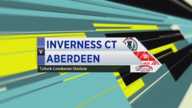 Highlights - Inverness CT 1-1 Aberdeen