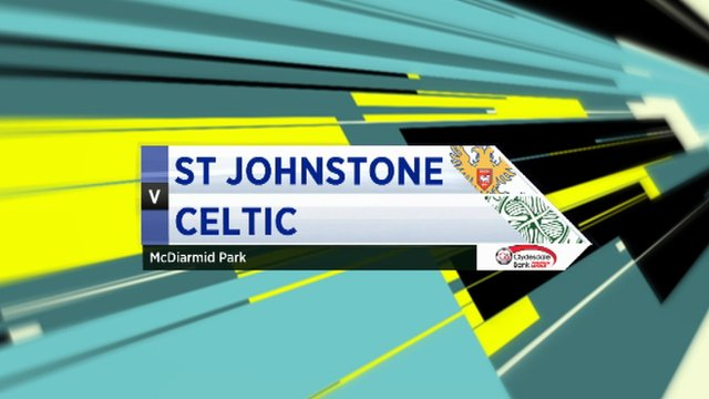 Highlights - St Johnstone 2-1 Celtic