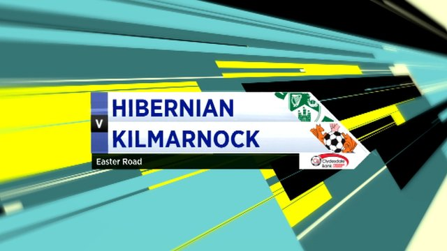 Highlights - Hibernian 2-1 Kilmarnock