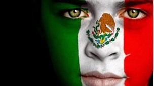 The hackers say Mexicans have little to celebrate on independence day