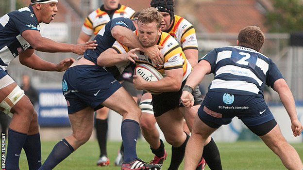 Bristol vs Cornish Pirates