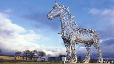 Heavy Horse on M8